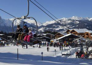Station de ski Morillon