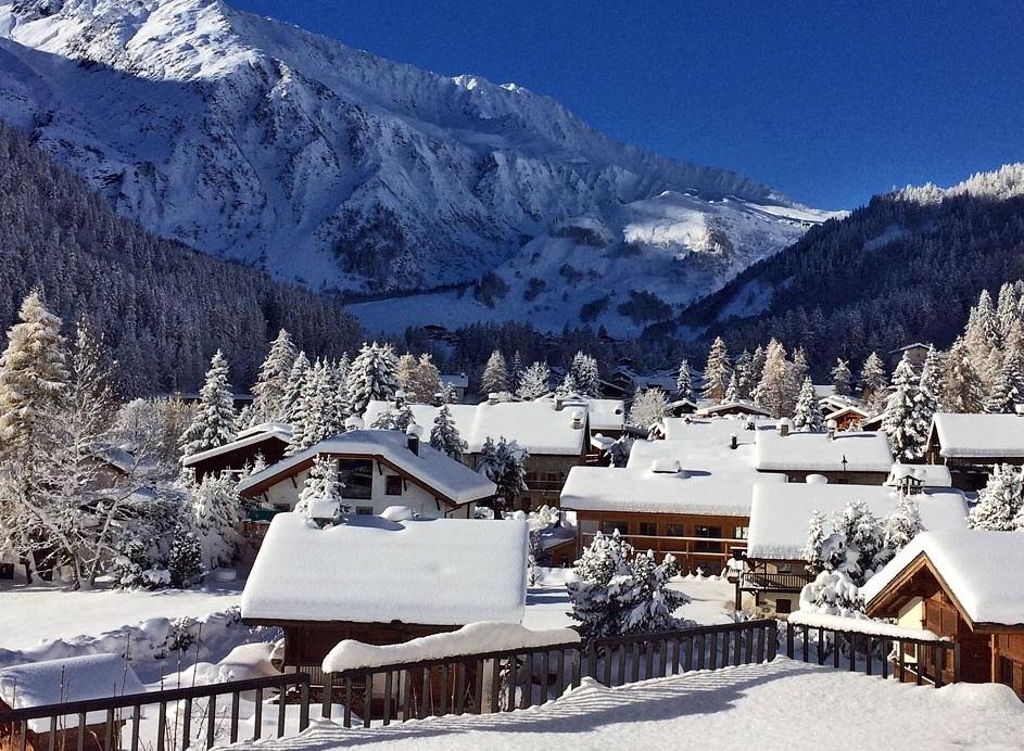 Station de ski de Chamonix Argentière