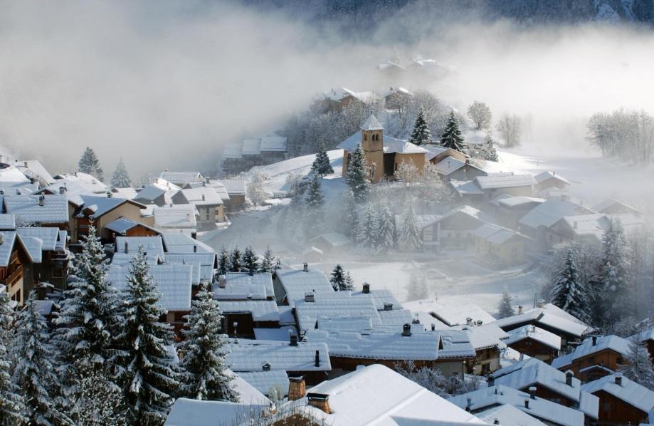 Station de ski Champagny en Vanoise