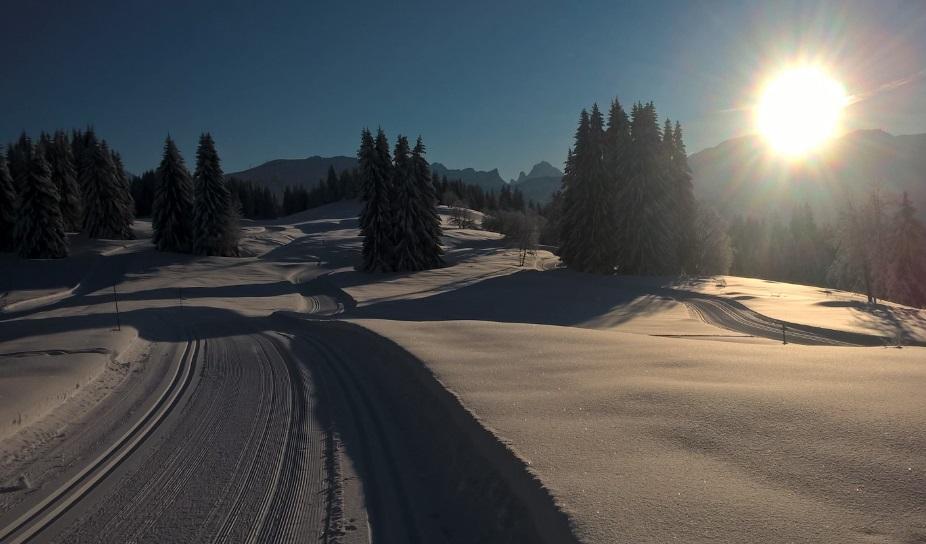 Station de ski d'Agy — les Carroz — Flaine