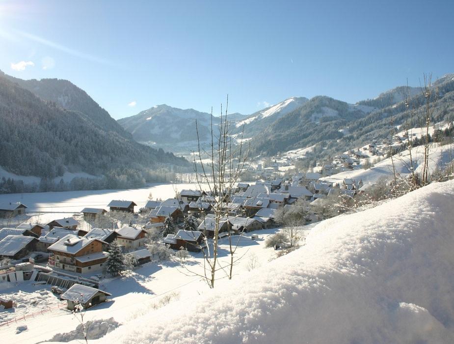 Station de ski de La Chapelle d'Abondance
