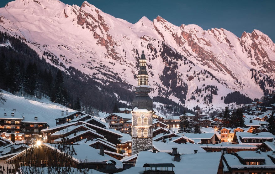 Station de ski des Confins de La Clusaz