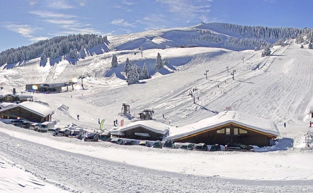 Station de ski du Semnoz