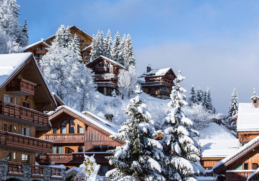 Station de ski de Méribel