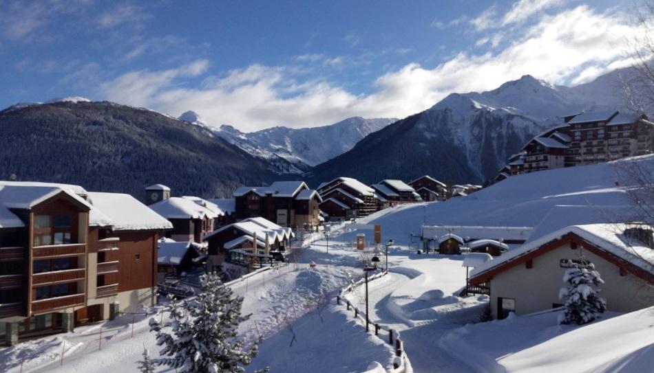 Station de ski de Peisey Vallandry
