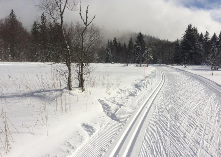 Station de ski les Moises