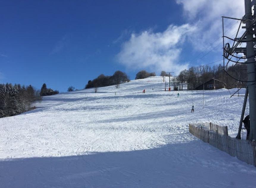 Station de ski du Salève