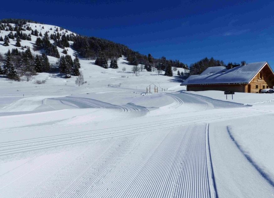 Station de ski le Grand Coin