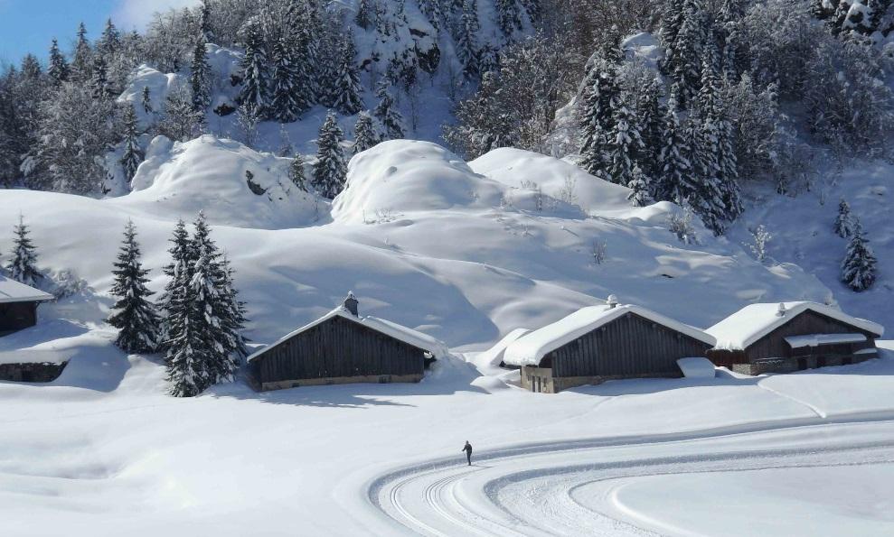 Station de ski Plaine-Joux-Les Brasses
