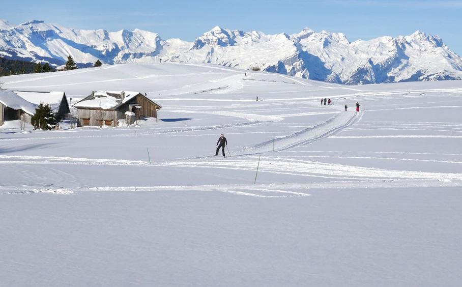 Station de ski Brison-Solaison