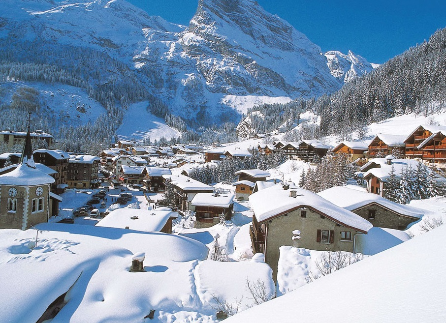 Station de ski de Pralognan-la-Vanoise
