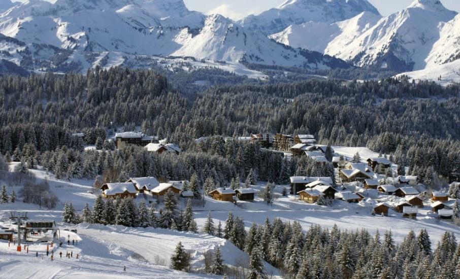 Station de ski de Praz de Lys Sommand