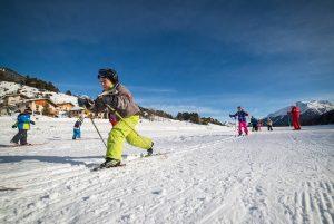 Ski de fond à Aussois