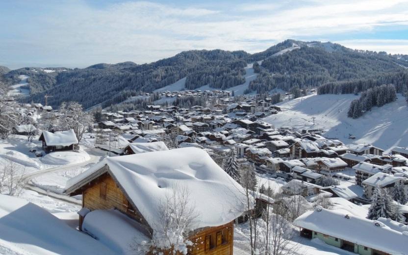 Découvrir la station de ski Les Gets