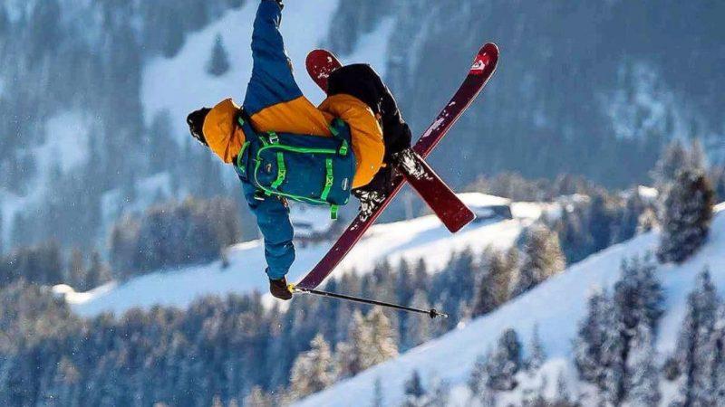 Une nouvelle vidéo impressionnante de ski freestyle signée Candide Thovex