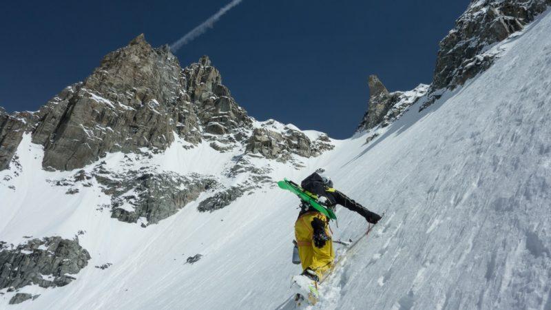 Nouveauté : une formation au ski de pente raide